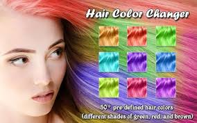 hair colors for 50 plus hair color changer android apps on google play