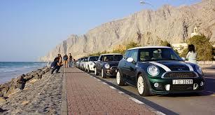 lexus club dubai musandam roadtrip with mini club dubai dubaidrives com