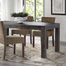 modern kitchen dining tables allmodern modern oak dining kitchen tables allmodern