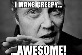 Christopher Meme - i think i officially need to start a separate walken board now
