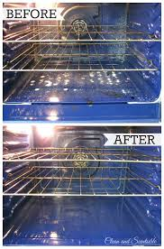 What Is The Effect Of Oven Cleaner On Kitchen Countertops by How To Clean Your Oven Safely Clean And Scentsible