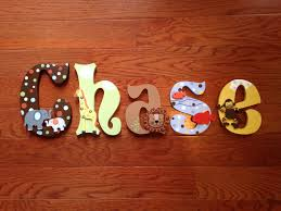 Lambs And Ivy Mini Crib Bedding by Custom Hand Painted Letters Match Lambs U0026 Ivy Ss Noah Crib