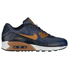 obsidian blue color nike air max 90 men u0027s running shoes thunder blue ale brown