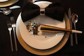 new years bow tie top ten new year s table ideas the bright ideas