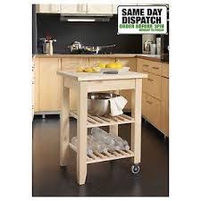 ikea bekvam ikea bekvam kitchen trolley birch 58 x 50cm home kitchen dining ebay
