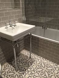 Vintage Bathroom Tile Ideas 31 Retro Black White Bathroom Floor Tile Ideas And Pictures In