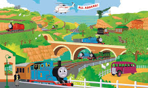thomas and friends wall mural home design lovely thomas and friends wall mural