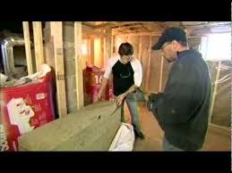 Soundproof Basement - income property ep 3032 fire u0026 soundproofing a basement youtube