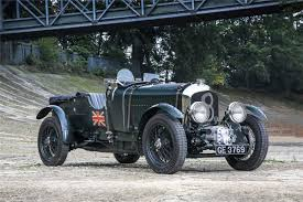 classic bentley historic 1929 supercharged bentley in historics 25th november