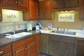 how to make kitchen cabinets look new how to make kitchen cabinets look new kitchen trash can cabinet
