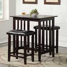 Kitchen High Table And Chairs - pub tables u0026 bistro sets you u0027ll love wayfair