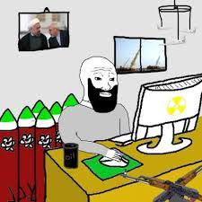 I Say Meme - when i say i m from iran