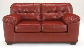 sofa club los angeles ashley furniture alliston 20100 salsa red sectional chaise sofa