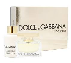 Parfum One dolce gabbana the one perfume 2 pc gift set eau de parfum