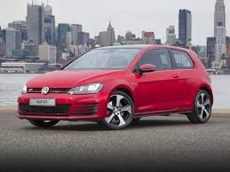 red volkswagen golf new volkswagen golf gti for sale in el paso tx hoy vw dealership