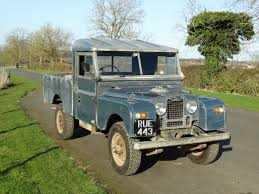 classic land rover for sale for sale land rover series 1 107 inch u2013 sold morse classics