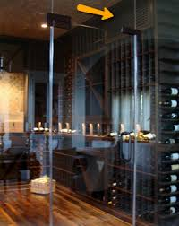 refrigeration unit for wine cellar coastal with arctic metalworks on refrigerated wine cellars