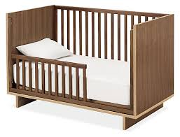 Convert Crib To Bed Ashby Crib To Toddler Bed Conversion Rail Modern Cribs