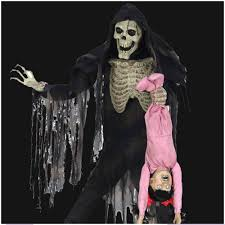 Halloween Skeleton Prop by Animated Halloween Props Mad About Horror Uk