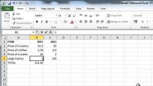 how to make a calculation table in excel how to make excel 2010 formulas calculate automatically youtube