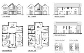 5 Bedroom House Designs Lintons 5 Bedroom House Design New Self Build Home Designs