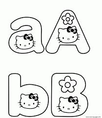 hello kitty to print free download