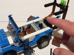 jurassic world jeep lego mint in box lego jurassic world u2013 75916 dilophosaurus ambush