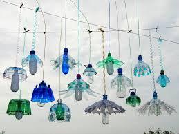 ladari in plastica ladari fai da te realizzati con bottiglie di plastica riciclate