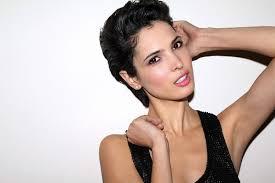 hanaa ben abdesslem fashion model profile on new york magazine the look hanaa in lancôme into the gloss