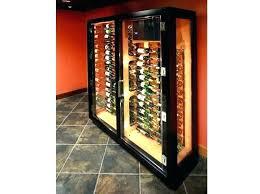 wine cooler cabinet furniture wine refrigerator cabinets furniture vanpoolusa com