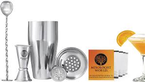 martini mixer amazon com cocktail shaker bar tools set must have professional