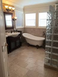 Glass Block Designs For Bathrooms by 5 Out Of The Box Remodeling Tips For A Master Bathroom In Martinez