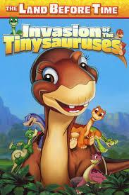 land xi invasion tinysauruses land