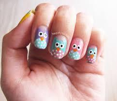 17 terbaik ide tentang kid nail designs di pinterest