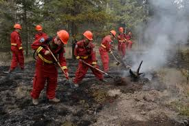 Wildfire Training Bc by Operation Lentus Natural Disasters In Canada Canadian Armed Forces