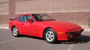 1987 porsche 944 front quarter german cars for sale