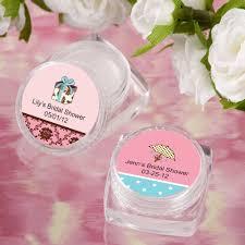 bridal shower favor lip balm personalized bridal shower favors
