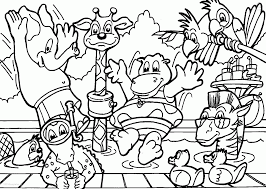 Zoo Resume Animal Coloring Page Free Coloring Home