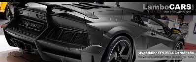 lamborghini aventador lp1250 4 mansory carbonado aventador carbonado lp1250 by mansory the on lambocars com