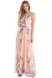 floral maxi dress soft pink floral maxi dress