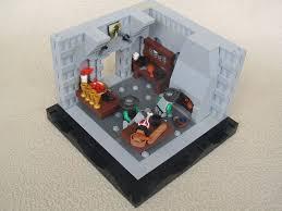 lego kitchen brickbuilt lego moc cameria fortress interior