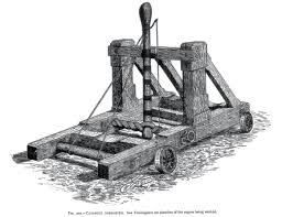 siege engines types of catapults my wizards