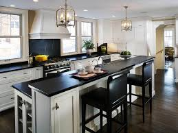 Large Kitchens With Islands Hard Maple Wood Driftwood Windham Door Large Kitchen Islands With