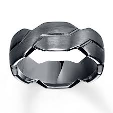 tungsten carbide wedding bands for wedding rings black tungsten carbide rings pros and cons