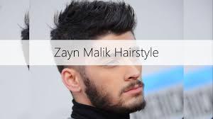 zayn malik hairstyle 2016 tut 11 youtube