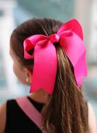 hair ribbon mini football bow lil sis big sis and hair bow