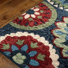 Plastic Carpet Runner Walmart by Better Homes And Gardens Bayonne Area Rug Or Runner Collection
