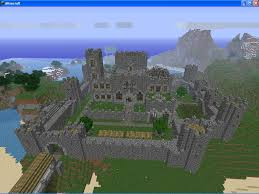 i u0027m making a huge castle on survivalcraft but i u0027m using minecraft