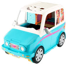 barbie volkswagen barbie ultimate puppy mobile vehicle 887961272086 ebay