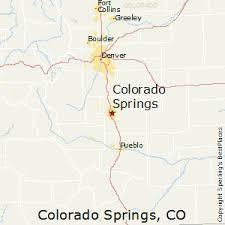 colorado population map best places to live in colorado springs colorado